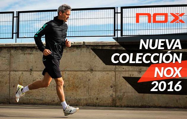 Nox presenta la nueva colección de palas de pádel 2016