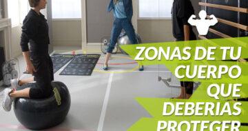 Zonas de tu cuerpo que deberías proteger si juegas a pádel