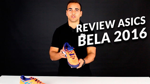 Review Zapatillas de pádel Asics Gel Bela 5 SG 2016