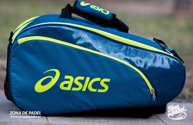 Review Paleteros Asics Padel Bag 2016