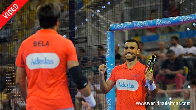 Belasteguín y Lima se llevan el torneo de Gran Canaria