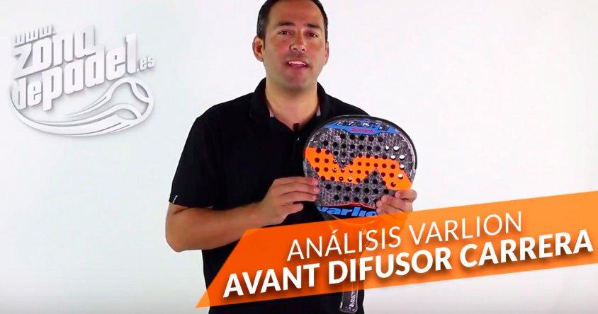Review Avant H Difusor Carrera