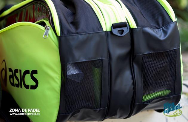 Padel Bag de Asics con perfecta transpiración