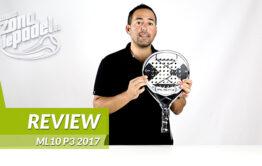 ¿Te has fijado en la pala que ha portado Miguel Lamperti en los últimos torneos? El jugador de...