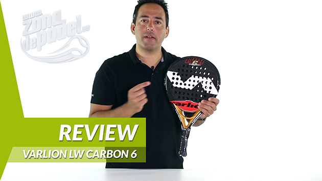 Review pala Varlion Lethal Weapon Carbon 6