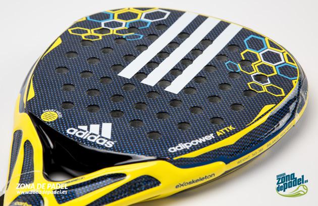 Pala Adidas Adipower Attack