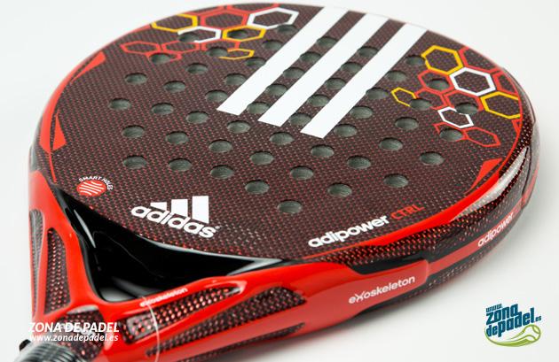 Pala de padel Adidas Adipower Control