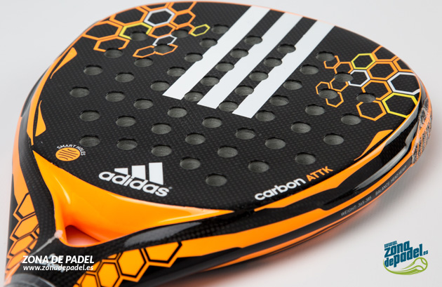 Pala Adidas Carbon Attack