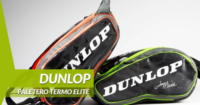 Review Paleteros Dunlop Elite 2016