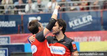 Euskadi sucumbe ante la magia de los número 1