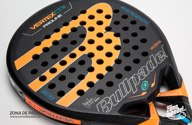 Review Bullpadel Vertex Control 2017