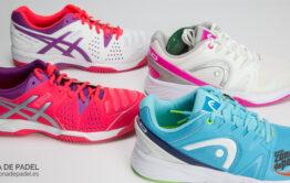 Las zapatillas son consideradas como el elemento más importante junto con la pala para cualquier...