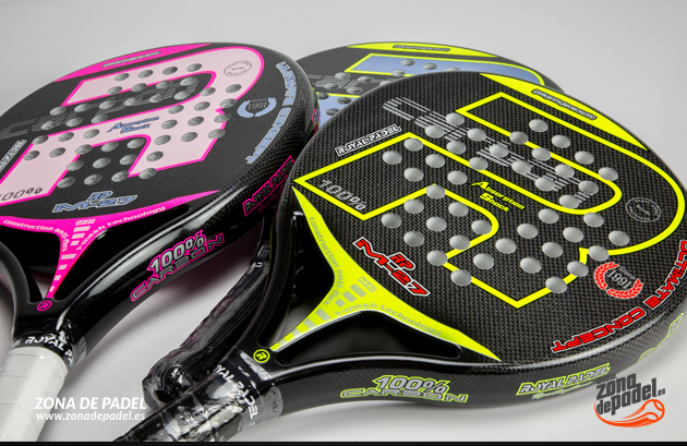 Review palas Royal Padel M27 2017