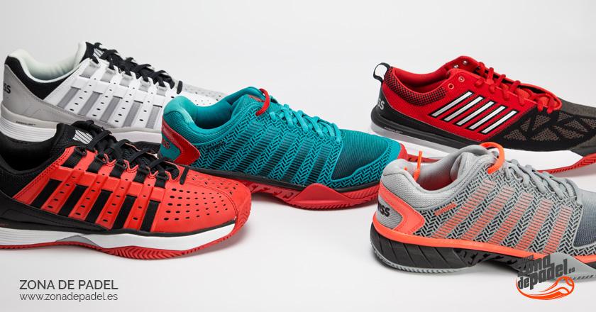 K-Swiss sigue sorprendiendo con su nueva colección de zapatillas 2017