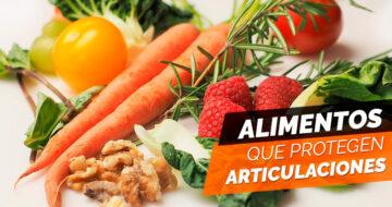 Super alimentos para proteger nuestras articulaciones