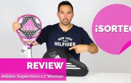 ¡No te puedes perder esta increíble pala! Estamos hablando de la magnífica pala de Adidas...