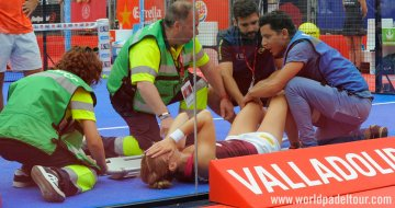 Valladolid Open 2017, una final agridulce llena de lesiones