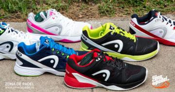 Descubre la colección de zapatillas Head para 2017