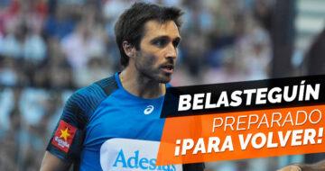 Bela: cuenta atrás para su regreso a las pistas del Gran Canaria Open