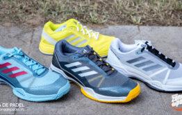 Empieza el mes de agosto y con él llegan las nuevas Barricade Club de Adidas, listas para...