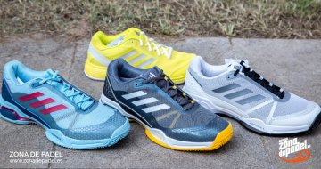 Adidas Barricade Club 2017 y sus colores sofisticados