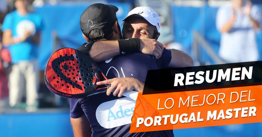 En resumen, lo mejor del Portugal Padel Master 2017