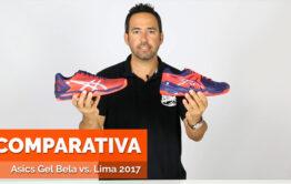 Hoy le toca el turno a la comparativa más esperada del momento: Las zapatillas de Asics Gel Lima...