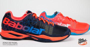 Review de las zapatillas Babolat Jet Team: más veloces que la luz