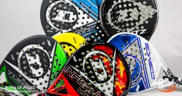 Análisis: descubriendo la colección de palas Dunlop 2017
