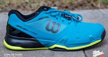 Opinión de las Zapatillas Wilson, agresividad y rapidez en cada pisada