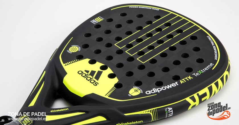 Review Pala Adidas Adipower Attack T-Extreme: ataque extremo