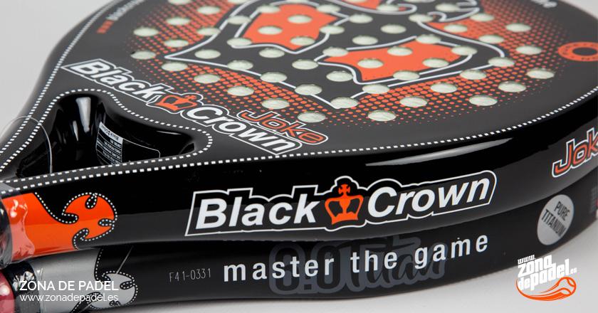 Las palas Blackcrown para la temporada 2018 que estabas esperando