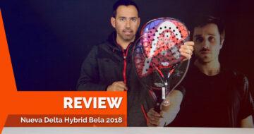 Análisis de la Head Delta Hybrid, la nueva pala de Fernando Belasteguín