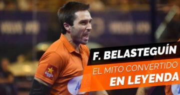 Fernando Belasteguín: 16 años siendo el número uno del pádel