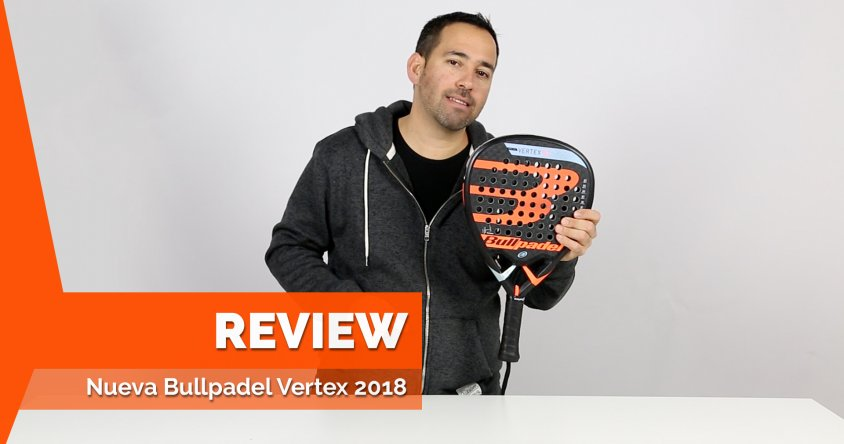 Maxi Sánchez estrenó nueva pala: la Bullpadel Vertex 2 2018
