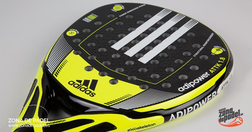 Review Pala Adidas Adipower Attk 2018: preparados para el ataque
