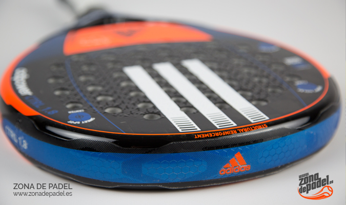 Venta caliente genuino bastante baratas selección especial de Análisis pala Adipower Control 1.8 de Adidas: situación controlada ...