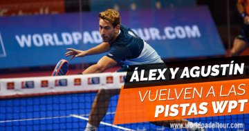 Álex Ruíz y Agustín Gómez Silingo vuelven para el Zaragoza Open 2018
