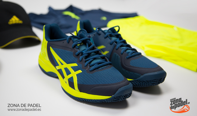 a9ef10b1c77 Zapatillas Asics Gel Court Speed 2018