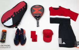 Este look para pádel está compuesto en su mayoría por productos de la marca Adidas Padel. Hemos...