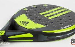 """La marca deportiva Adidas, en su vertiente """"Adidas Padel"""", lanzó la pala de control para esta..."""