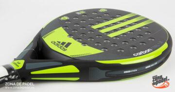 Pala Carbon Control 1.8, la pala Adidas de defensa, para esta temporada