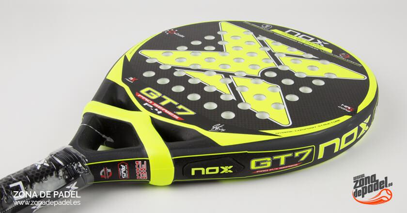 La pala de Gemma Triay de esta temporada: la Nox GT7 Pro P4 2018