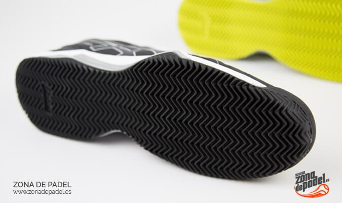 Zapatillas con suela Clay