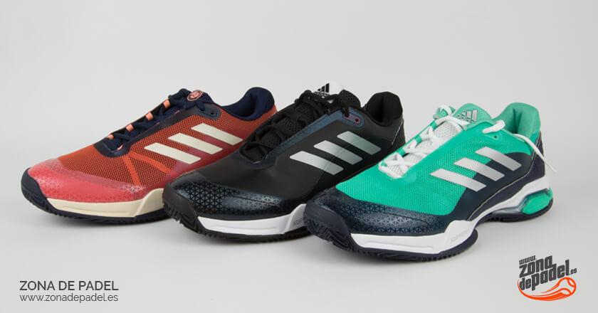 Zapatillas Barricade Club de Adidas para esta temporada 2018