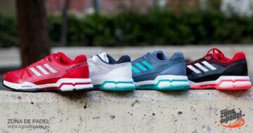 Adidas Barricade Club 2018 para pádel, las zapatillas para este invierno