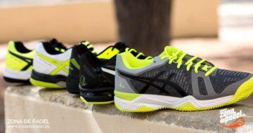 Llega la nueva colección de zapatillas de pádel Asics, listas para el frio