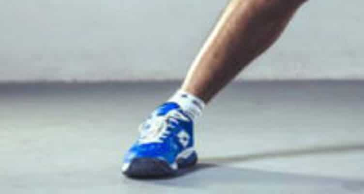 Tipos de zapatillas de pádel
