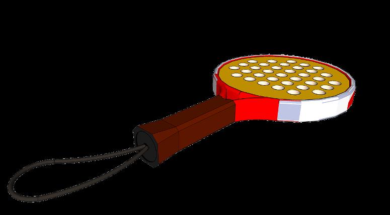 Tipos de palas de pádel