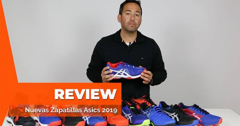 94690f58c Zapatillas de padel Asics 2019 - Guía completa - Zona de Padel